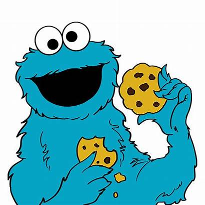 Cookie Monster Draw Sesame Street Clipart Drawing