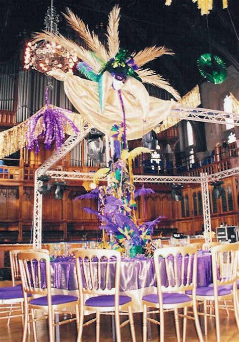 orlean mardi gras themed parties