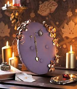 Miroir Psyché Porte Bijoux : un miroir transform en porte bijoux marie claire ~ Teatrodelosmanantiales.com Idées de Décoration