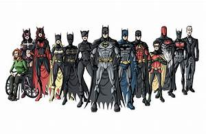 The Official Bat Family