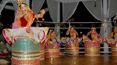 Manipur Traditional Local Dance Dresses India Manipuri