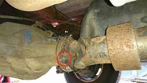 Driveshaft To Rear Axle Torque Spec