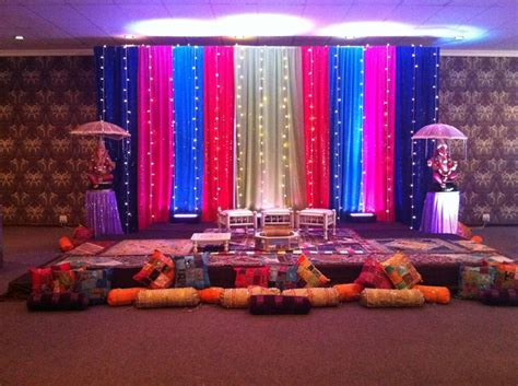 sangeet mehndi backdrop diy wedding pinterest