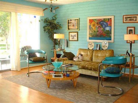 Vintage Home Style : Idée Déco Salon Vintage