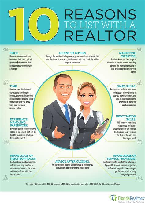10 Reasons to List With a Realtor | Florida Realtors