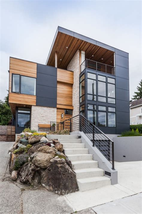 eye catching contemporary residence designs
