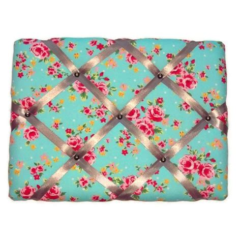 shabby chic fabric memo board padded vintage style fabric covered memo board in a range of fabrics 163 9 95 fabrics sew sweet