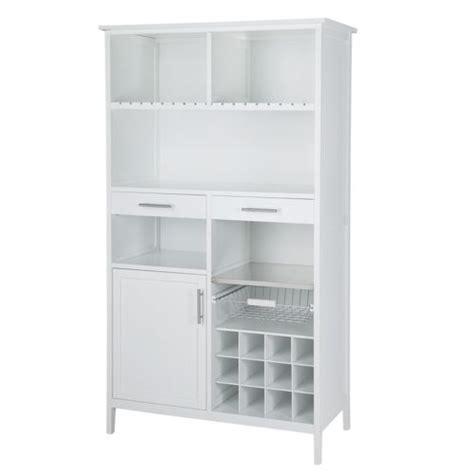 table de cuisine alinea alinéa bloom meuble blanc de rangement pour cuisine