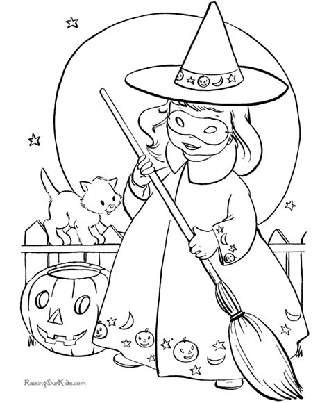 halloween coloring pages  adults kids happiness  homemade