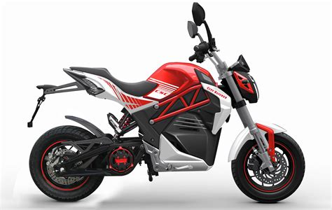 Csc Offering City Slicker Electric Motorcycle For ,995