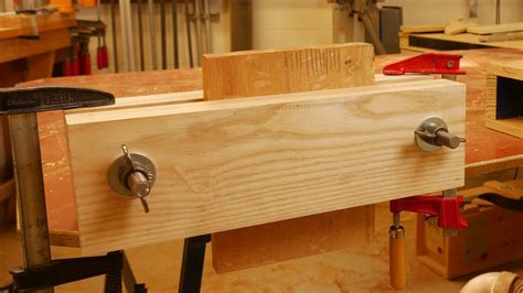 diy woodworking vises finewoodworking