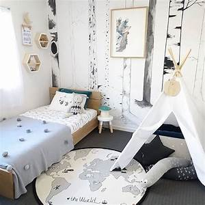 Love this cute little boy's room! OYOY The World Rug ...