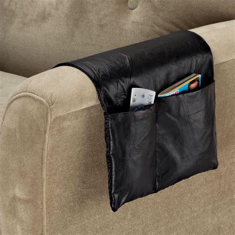 Leather Armchair Caddy by Leather Armchair Caddy Armchair Caddy Organizer