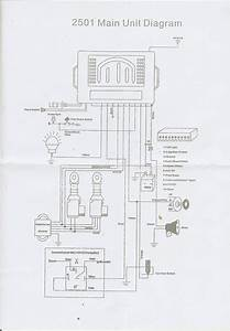 W202 Central Locking Wiring Diagram