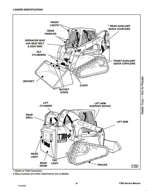 Bobcat T300 Schematic by 2008 Bobcat T300 Compact Track Loader Service Repair