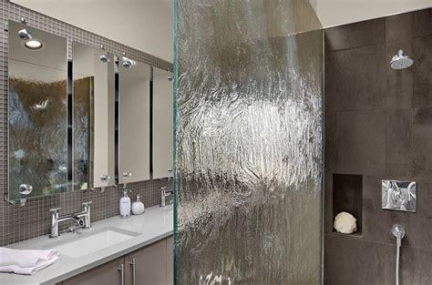 diy bathroom designs how to use glass to a splash and enhance your décor