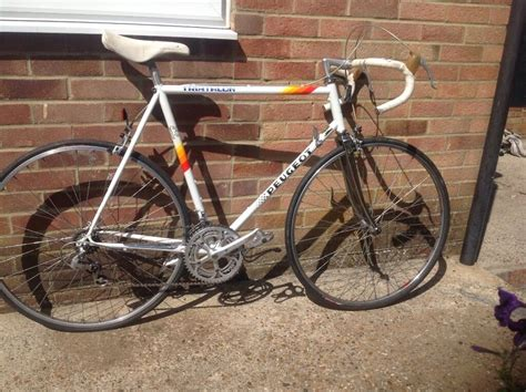 Peugeot Triathlon Reynolds 501 Racing Bike