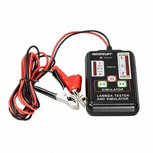 Professional High Accuracy Automotive Lambda Meter