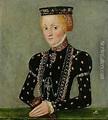 Katarzyna Jagiellonka of Poland c.1553-56 Oil Painting ...