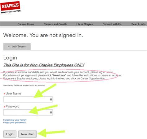 staples career guide staples application job