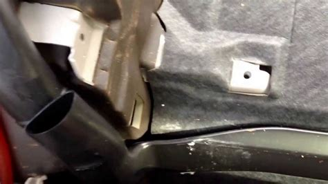 volvo xc fuel pump replacement part  youtube