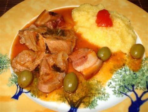 cuisine corse veau aux olives sauté de veau corse aux olives de faranouche recettes