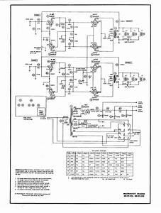 Magnavox Console 6v6 Pp Console Amp