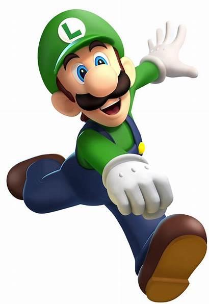 Luigi Mario Bros Characters Games