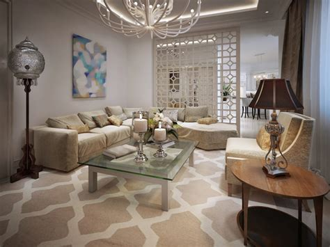 comment amenager  salon marocain moderne