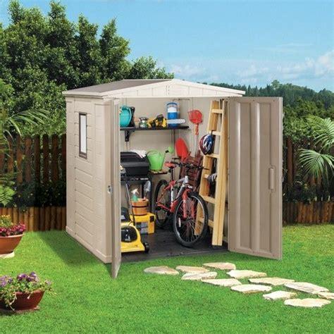 Best 25  Plastic sheds ideas on Pinterest   Garden shed