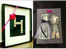 30 Geschenkideen zur Hochzeit zum selber machen