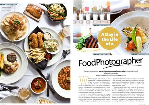 mag cuisine food photography theinvisiblestylist