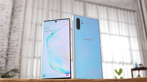 samsung s galaxy note 10 series has just launched and it s coming to australia august 23