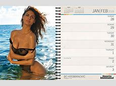 Sports Illustrated Swimsuit Diary 2018 Calendar Club UK