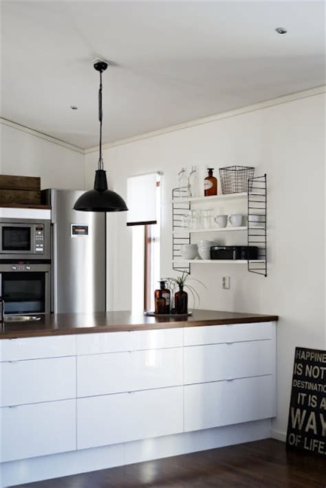kitchen island with shelves kitchen island and string shelves sumarh 246 llin eldh 250 s pinterest