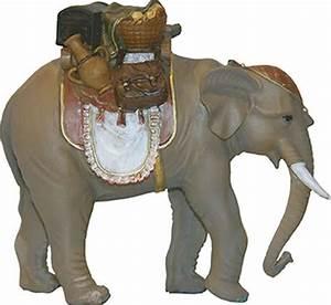 Figuren Für Schneekugeln : krippenfiguren tiere elefant mit gep ck f r figuren 10 13 cm ~ Frokenaadalensverden.com Haus und Dekorationen