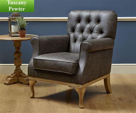 Old Charm Burnham Armchair
