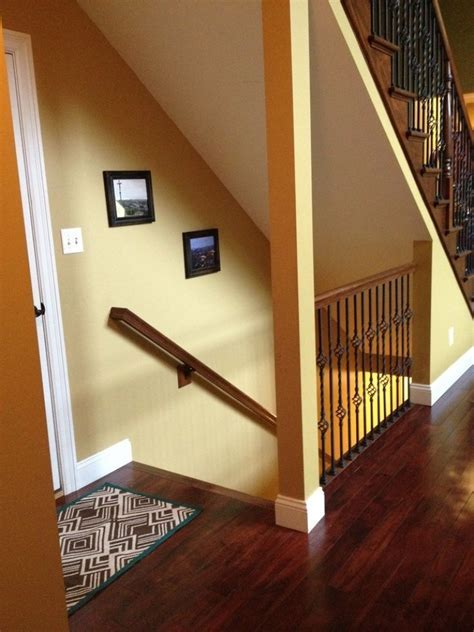 Stair: Exciting Basement Stair Ideas For Beautifying The