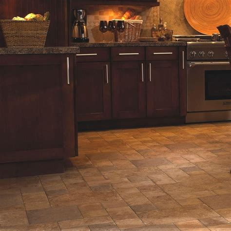 click flooring for kitchens innovations tuscan sand 8 mm thick x 15 1 2 in wide 5482
