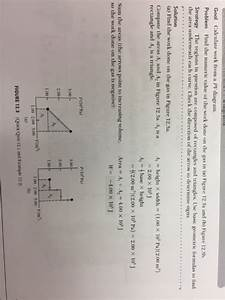 Goal Calculate Work From A Pv Diagram  Problem Fin