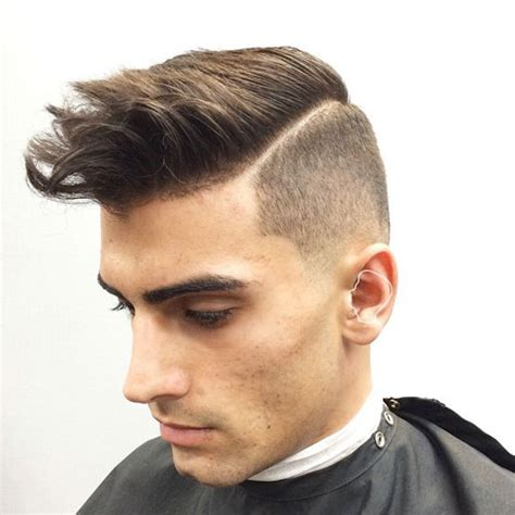 Hair Cutting Style Side