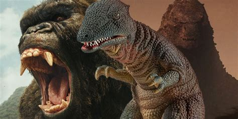 Only One Monster Has Met Both Godzilla AND Kong | Screen Rant