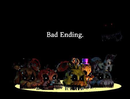 fnaf 4 bad ending by fnaf crazed on deviantart