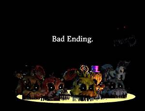 FNaF 4 Bad Ending by FNaF-Crazed on DeviantArt