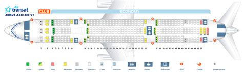 siege air transat air transat seat selection brokeasshome com