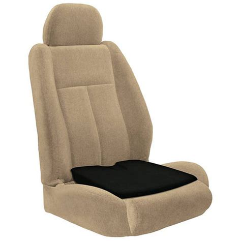 brookstone chair pad deluxe wedge seat cushion at brookstone buy now