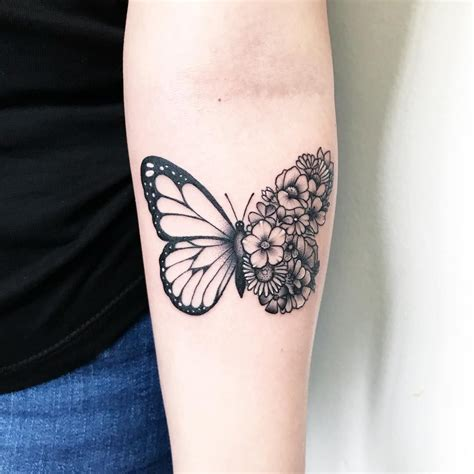 butterfly tattoo ideas  depicting transformation page