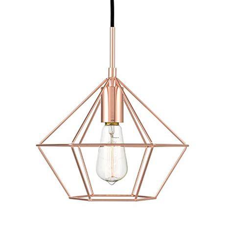 light society verity geometric pendant light gold modern industrial lighting fixture ls