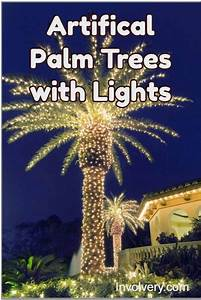 Fake Indoor Palm Trees With Lights Artificial Lighted Palm Trees Best Fake Palm Trees With