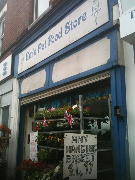 em s pet food store pet stores 1395 pershore road